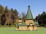 Проект церкви, поселок Загорянский