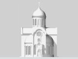 Храм Преображения Господня в Загорянке