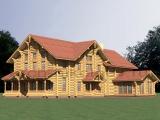 Элитный деревянный дом Добромир
